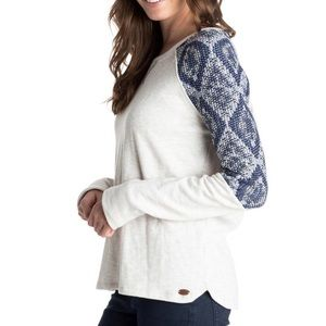 Roxy 'Stolen Dance' Pullover Sweatshirt